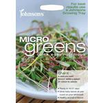 Johnsons Seeds - Microgreens Chard Bright Lights