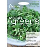 Johnsons Seeds - Microgreens Fenugreek