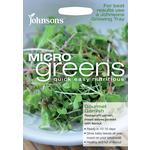 Johnsons Seeds - Microgreens Gourmet Garnish