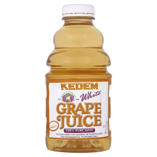 Kedem White Grape Juice