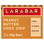 LARABAR Peanut Butter Choc Chip Fruit & Nut Bar