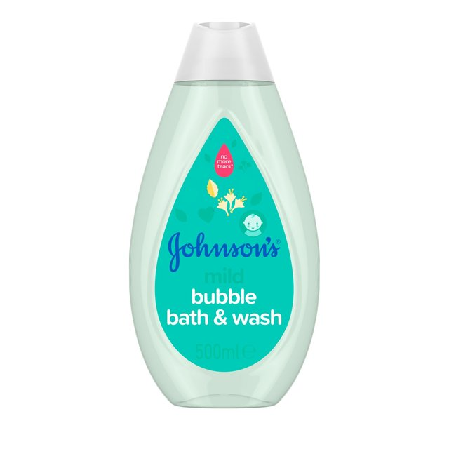 Johnson's Baby Mild Bubble Bath & Wash