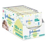 Johnson's Baby Cotton Touch Wipes