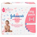 Johnson's Baby Gentle All Over Wipes