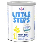 SMA Little Steps First Milk From Birth