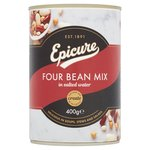 Epicure 4 Bean Mix