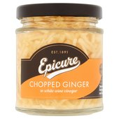 Epicure Chopped Ginger