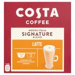 Costa Dolce Gusto Compatible Latte Pods