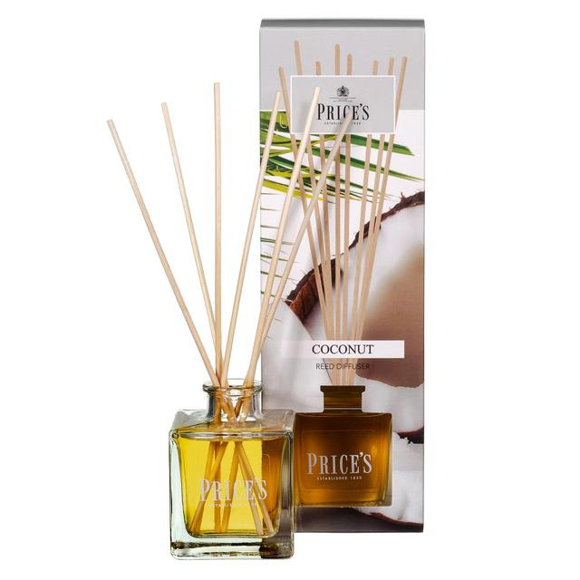 Price's Candles Coconut Reed Diffuser
