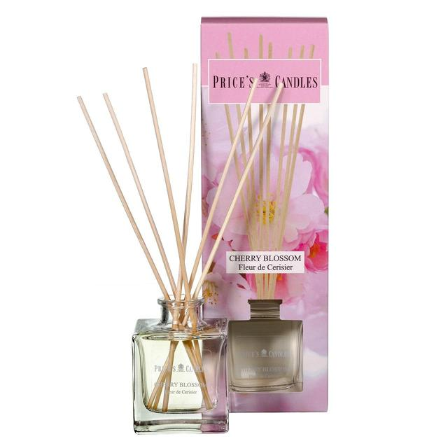 Price's Candles Cherry Blossom Reed Diffuser