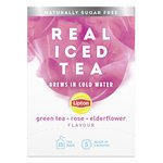 Lipton Real Ice Green Tea Rose & Elderflower