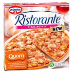 Dr. Oetker Ristorante Thin & Crispy Meat Free Royale with Quorn Pizza