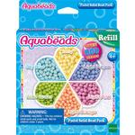 Aquabeads Pastel Solid Bead Pack