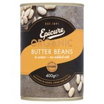 Epicure Organic Butter Beans