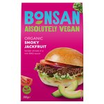 Bonsan Organic Smoky Jackfruit Shreds