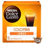 Nescafe Dolce Gusto Colombia Sierra Nevada Lungo Coffee Pods