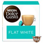 Nescafe Dolce Gusto Flat White Coffee Pods