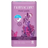Natracare Organic Cotton Maxi Super Pads