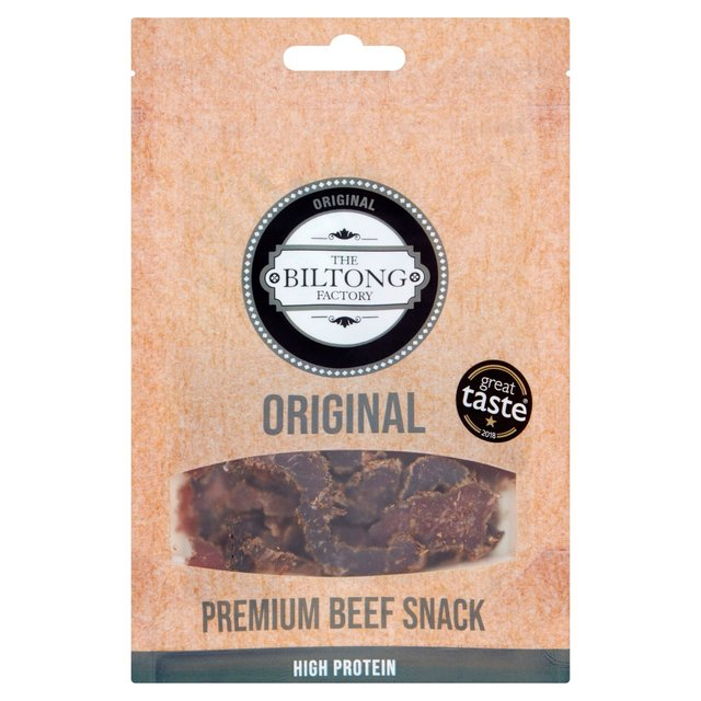 The Biltong Factory Original Biltong Ocado