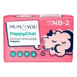 Mum & You Nappychat Smart Tube Nappies Size 2
