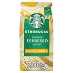 STARBUCKS Blonde Espresso, Blonde Roast, Coffee Beans