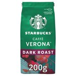 STARBUCKS Caffe Verona, Dark Roast, Ground Coffee