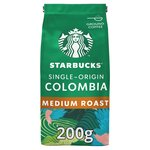 STARBUCKS Colombia, Medium Roast, Ground Coffee