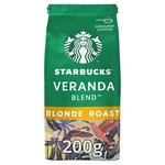 STARBUCKS Veranda Blend, Blonde Roast, Ground Coffee