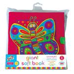 Galt Giant Soft Book, 3 mths+