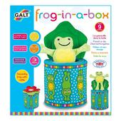 Galt Frog in a Box