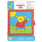 Galt Large Soft Book, Teddy's Day