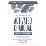 Schmidt's Natural Bar Soap Activated Charcoal
