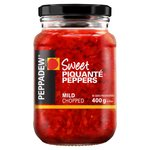 Peppadew Mild Chopped Piquante Peppers