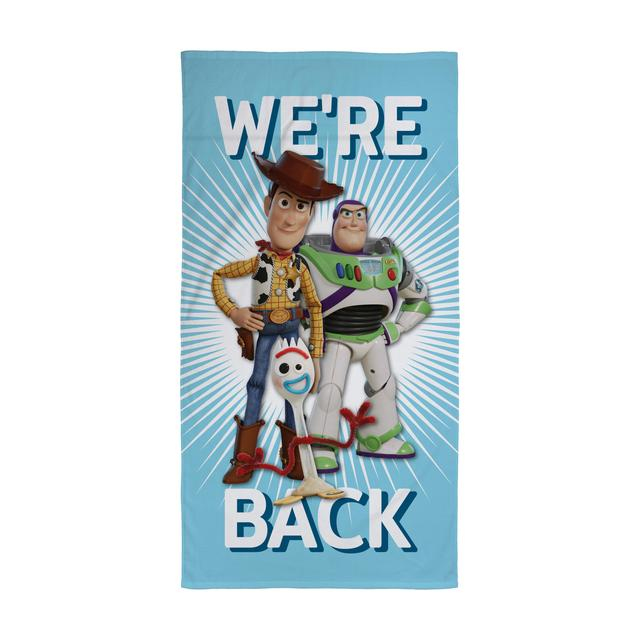 Disney Toy Story 4 Towel