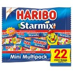 Haribo Starmix 22 Treatsize Mini Packs