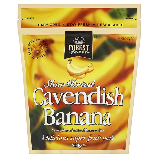 Forest Feast Slow Dried Cavendish Banana