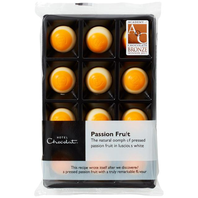 Hotel Chocolat Passion Fruit Chocolate Selector | Ocado