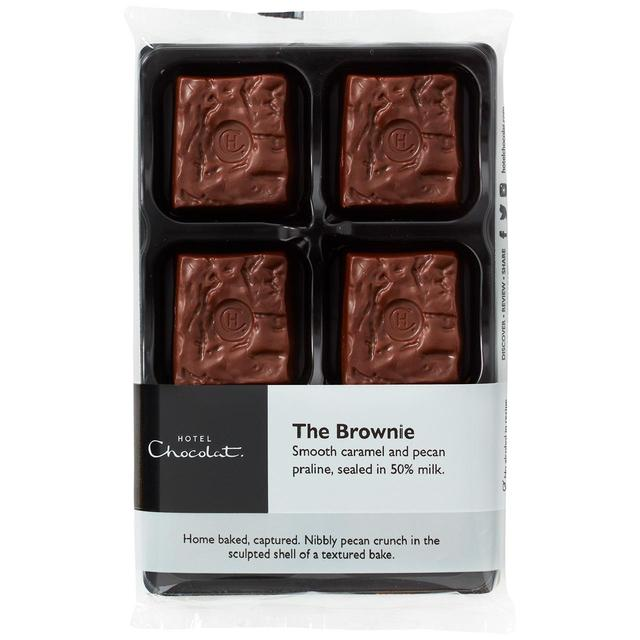 Hotel Chocolat Chocolate Brownie Selector