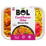 BOL Fire Roasted Cauli-Tikka Masala Dinner Box