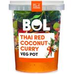 BOL Thai Red Coconut Curry Veg Pot