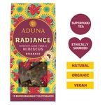 Aduna Radiance Tea with Hibiscus, Rosehip & Aloe Vera