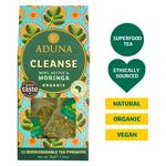 Aduna Cleanse Tea with Moringa, Nettle & Mint