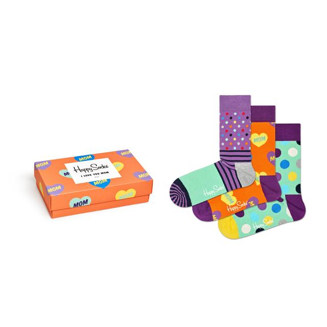 Happy Socks I Love You Mum Sock Gift Box