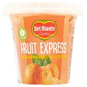 Del Monte - Mandarins in Juice Pot