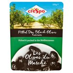 Crespo ODM - Dry Black Olives with Herbs
