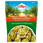 Crespo ODM - Pitted Green Olives with Tomato, Cumin & Parsley