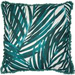Malini Tonga Palm Leaf Design Cushion