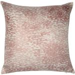 Malini Tanvi Cushion, Pattern Print On Texture In Pink
