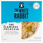 White Rabbit Pizza The Flawless Focaccia Gluten Free Pizza