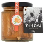 Fish 4 Ever Peppered Mackerel fillets in Organic Orange